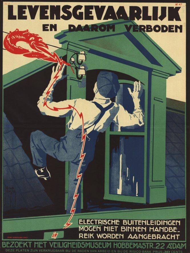 Posters de Segurança da Holanda 04