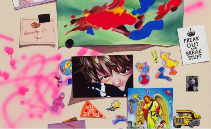 Leah Tinari é uma artista baseada em Nova Iorque que, desde sua graduação no RISD em 1999, vem documentado sua vida e seus amigos através de pinturas e fotografias. Esse material captura toda a energia e exuberância do seu meio ambiente.
