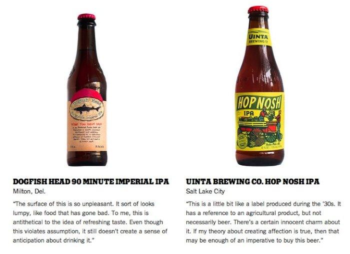 Milton Glaser Critica Embalagens de Cerveja 01