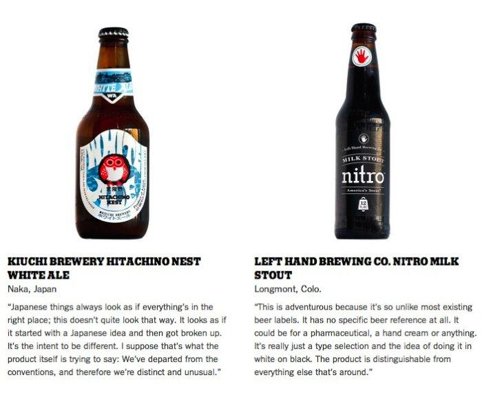 Milton Glaser Critica Embalagens de Cerveja 03