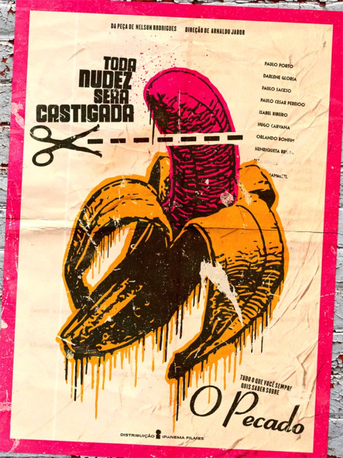 Sin City- Boca do Lixo Pornochanchada Project 06