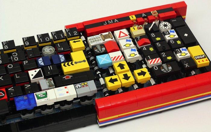 Teclado Lego 01