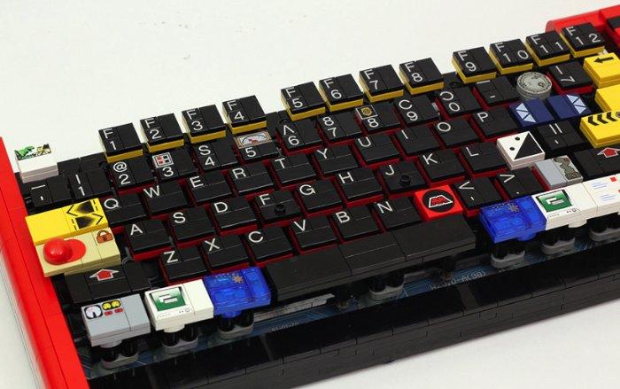 Teclado Lego 03