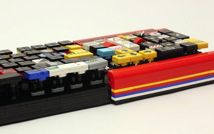 Teclado Lego 04