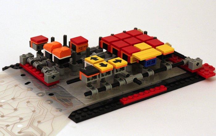 Teclado Lego 05