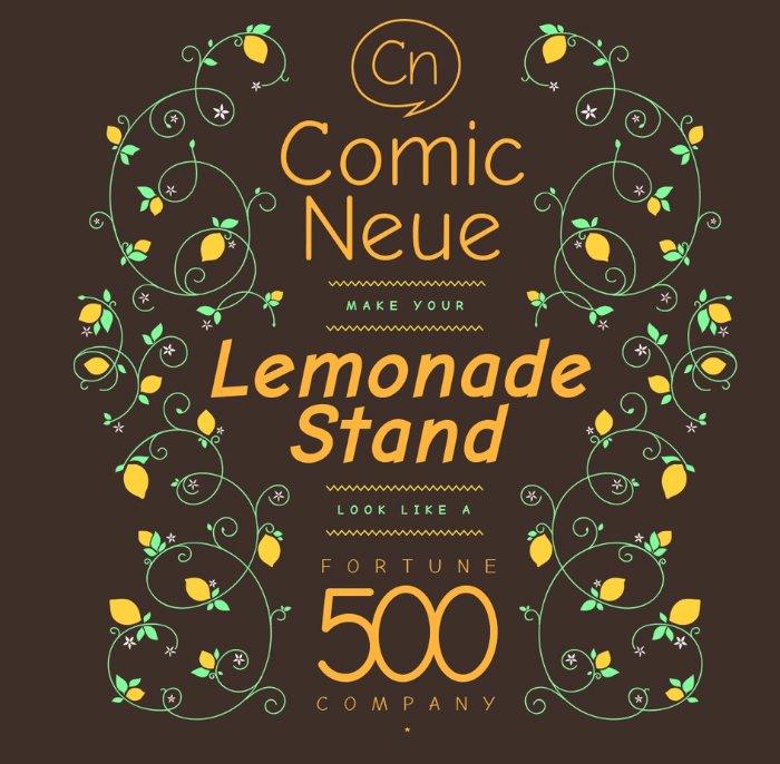 Comic Neue 01