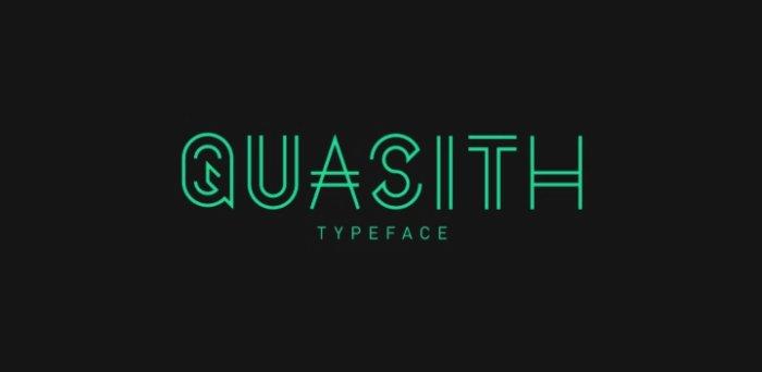 Quasith - Free Font 00