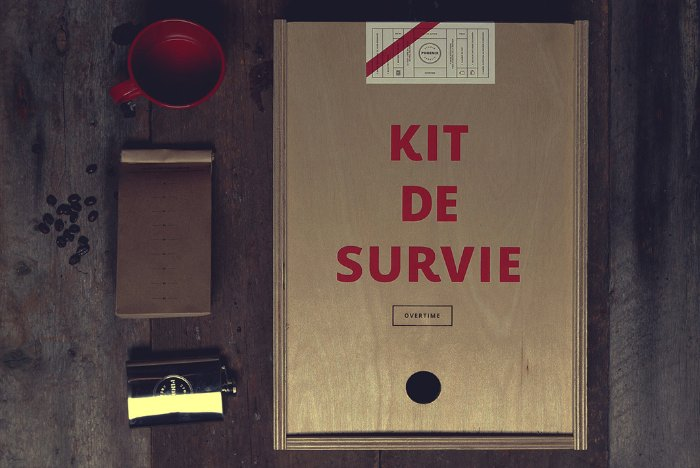 Agency Survival Kits 05