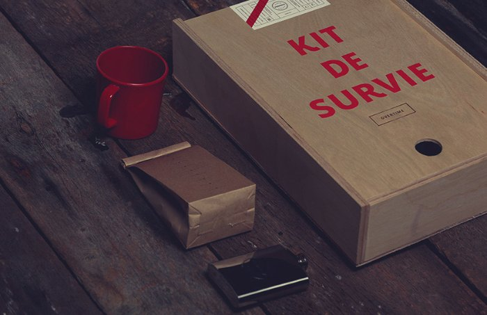 Agency Survival Kits 07