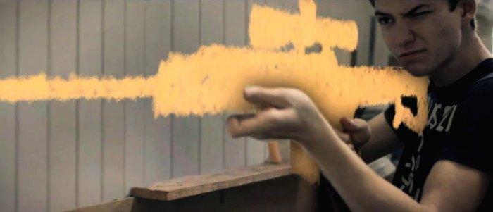 Chalk Warfare 01