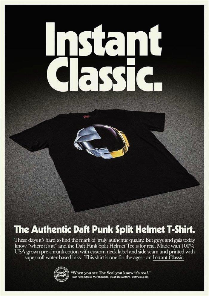 Daft Punk Merch 03