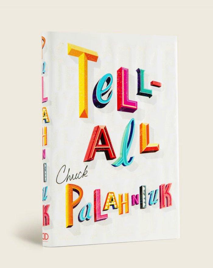 Sou fã do Chuck Palahniuk tem vários anos e tenho vários livros dele aqui em casa. Mas, não sabia que tinha o trabalho do Rodrigo Corral nas minhas prateleiras, já que ele é o responsável pelas ilustrações nas capas de todos os livros que você pode ver abaixo.