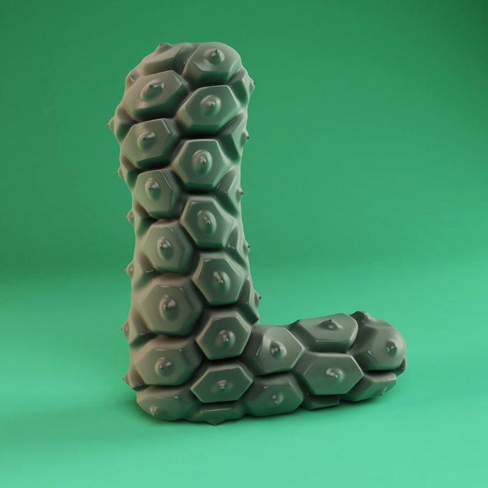 The Sculpted Alphabet 03