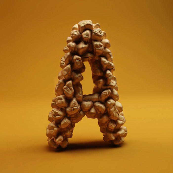 The Sculpted Alphabet 08