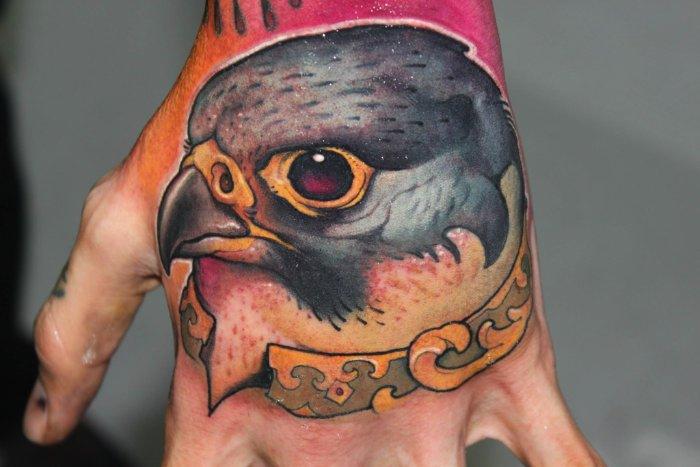 Victor Chil Tattoo