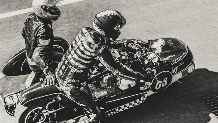 Laurent Nivalle - CAFE RACER FESTIVAL 04