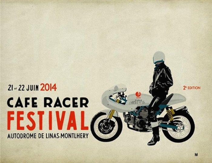 Laurent Nivalle - CAFE RACER FESTIVAL 09