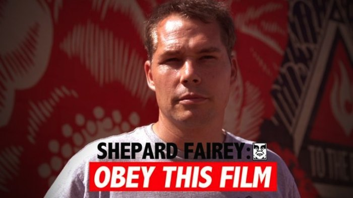 Shepard Fairey Obey This Film