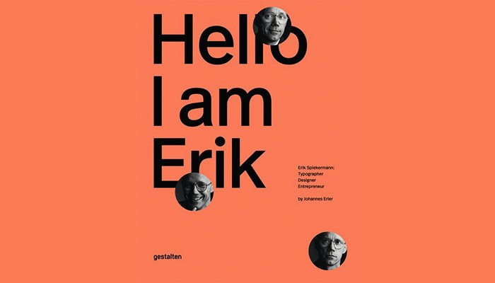 Hello, I am Erik