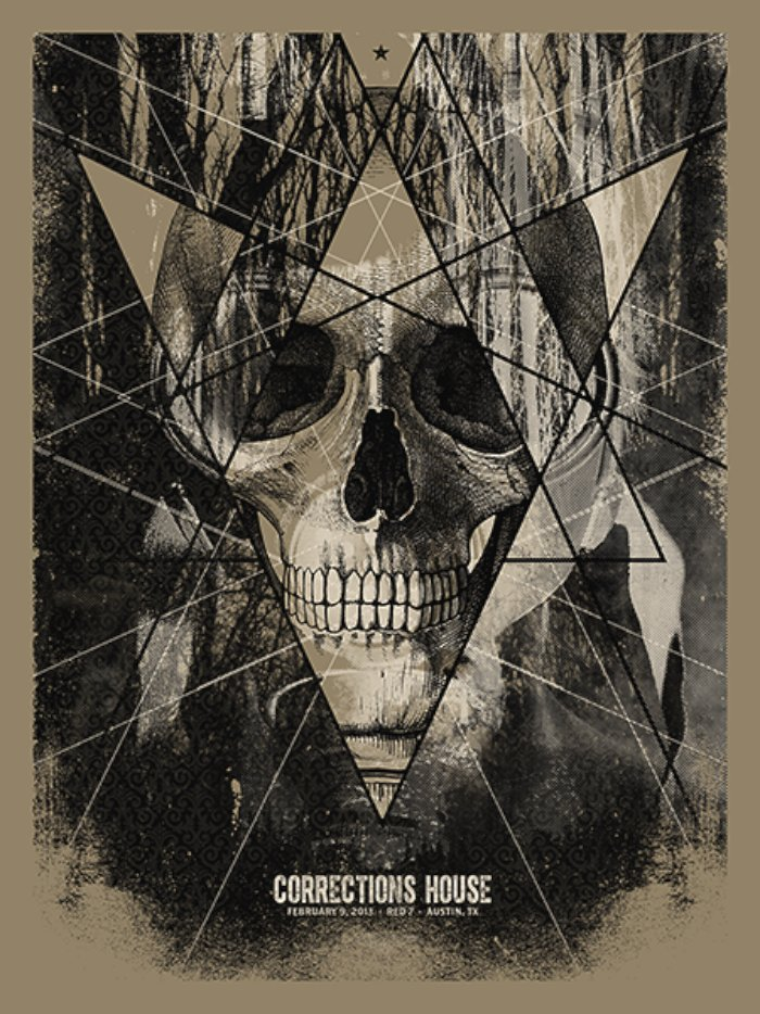 Anonymous Ink & Idea é o projeto paralelo do designer e diretor de arte Rich Knepprath. Através do Anonymous Ink & Idea, ele cria séries limitadas de posters para festivais, shows, bandas e filmes.