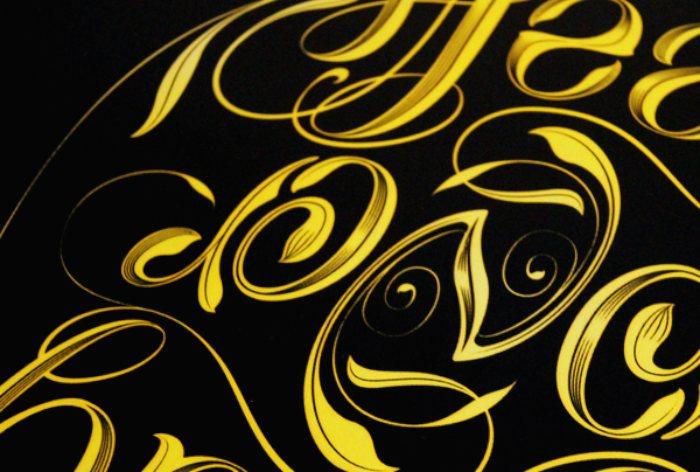Head over heels - Ambigram Workshop Identity 04