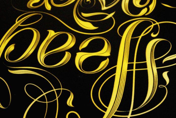 Head over heels - Ambigram Workshop Identity 07