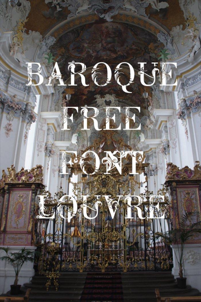 Louvre Font 02