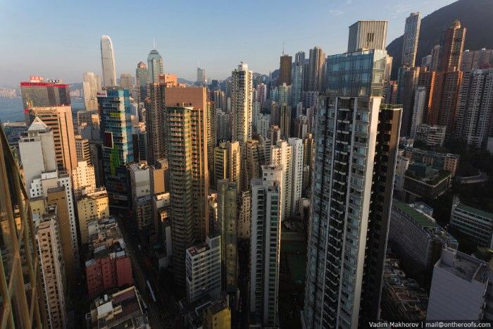 OntheRoofs Hong Kong