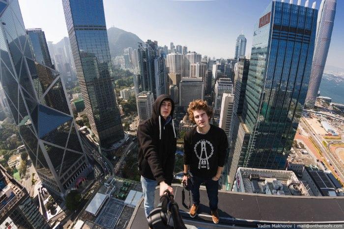 OnTheRoofs Hong Kong 19