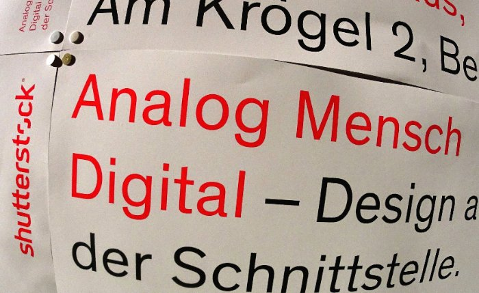 Analog Mensch Digital Cover