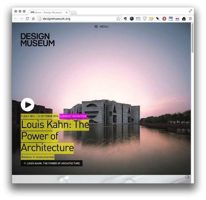 Design Museum Londres 05