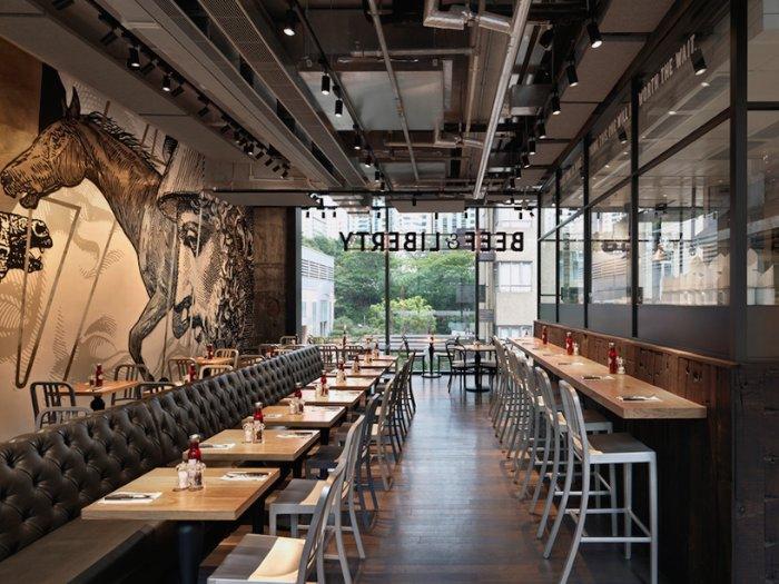 Beef & Liberty restaurant Cyrcle 00