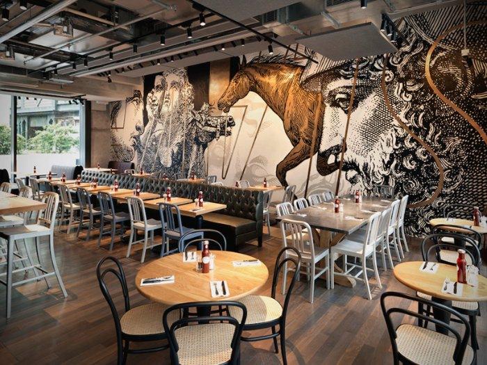 Beef & Liberty restaurant Cyrcle 01