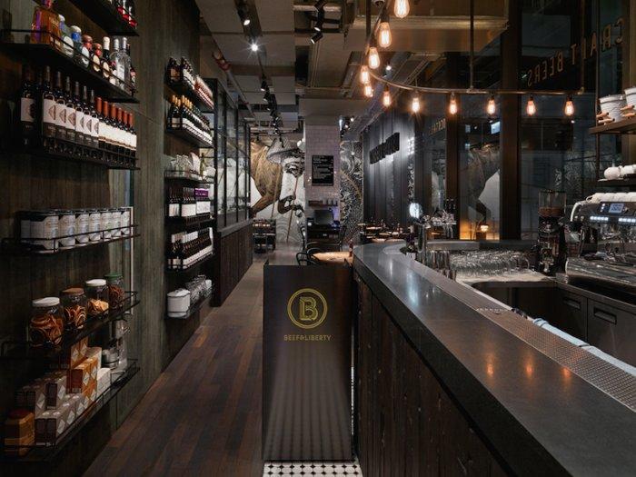 Beef & Liberty restaurant Cyrcle 03