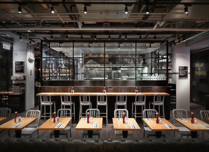 Beef & Liberty restaurant Cyrcle 04