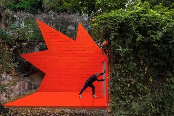 Didier Faustino e a Villa Bloc em Paris