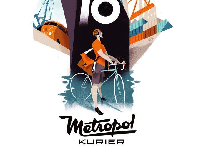 Metropol Kurier Cover