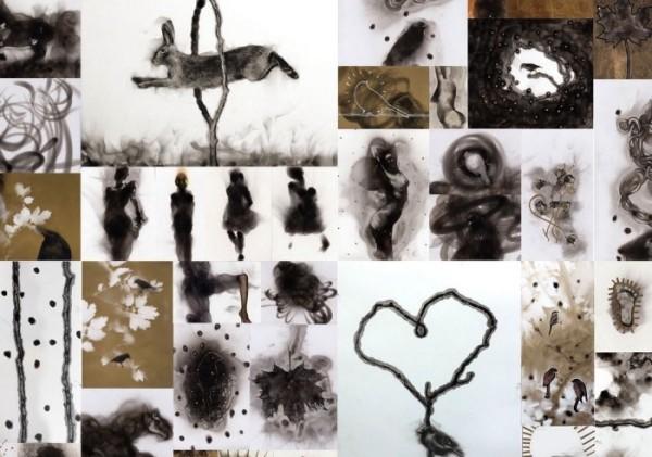 Steven Spazuk: Desenhando com Fogo