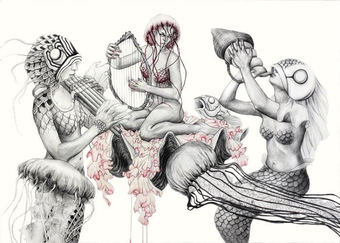 Metamorfish-Elisa Ancori Cover
