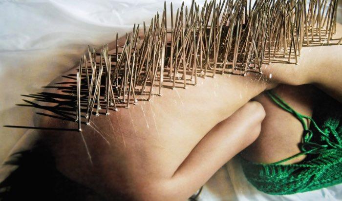 Ewa Doroszenko Simulates Tortures 06