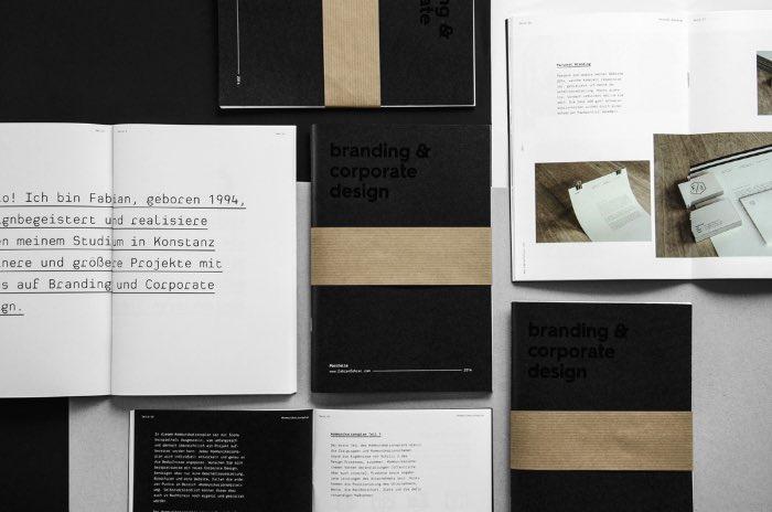 Fabian Fohrer estuda design gráfico em Konstanz, na Alemanha. Ele se considera um entusiasta do design e está produzindo cada vez mais projetos interessantes.