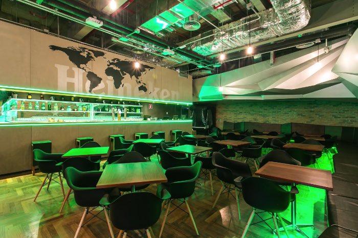 Heineken inaugura seu primeiro bar conceito no Brasil 01