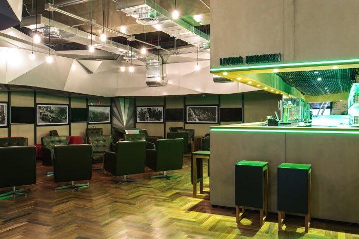 Heineken inaugura seu primeiro bar conceito no Brasil 02