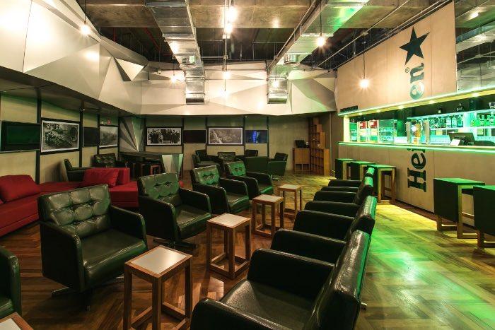 Heineken inaugura seu primeiro bar conceito no Brasil 05
