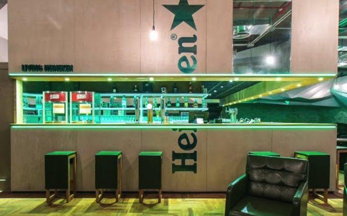 Heineken inaugura seu primeiro bar conceito no Brasil Cover