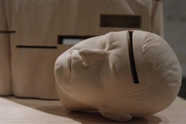 As Esculturas de Paul Kaptein