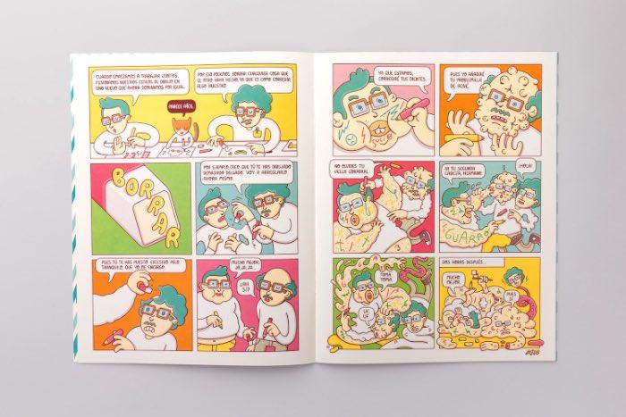 Junto com um novo site, o pessoal do Brosmind resolveu publicar um livro com todo o trabalho deles. Why How What é o nome dessa obra de arte que vem com vários trabalhos dessa dupla de irmãos ilustradores.