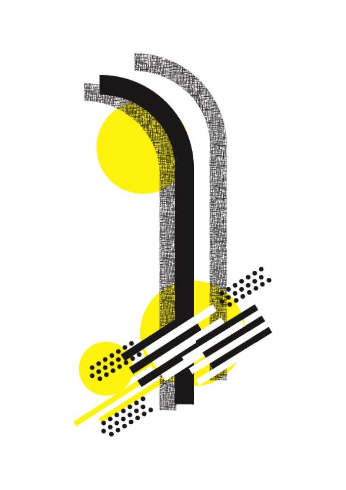 A Flâmula é um estúdio criativo lá de Belo Horizonte que tenta abordar o design gráfico e a ilustração de uma forma diferente. Eles acreditam que é sempre bom arriscar e experimentar novos visuais do que ficar preso no mesmo lugar.
