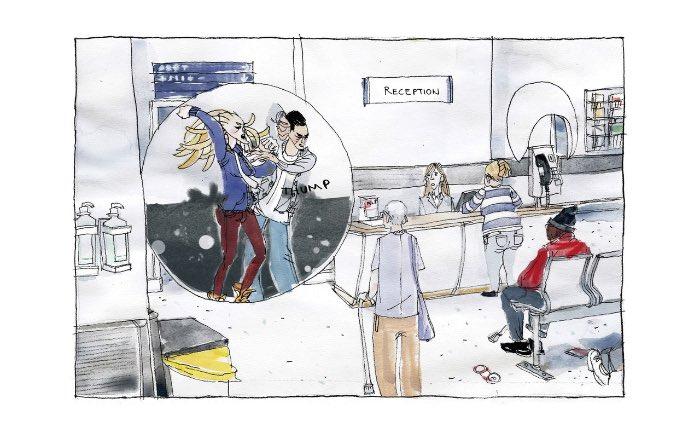 Renaldho Pelle foi criado na pequena cidade britânica de Luton, onde ele desenvolveu sua paixão por desenhos como Thundercats e Dragon Ball Z. Foi em 2005 que ele mudou para Londres e começou a estudar ilustração na Middlesex University. A partir dai, tudo mudou.
