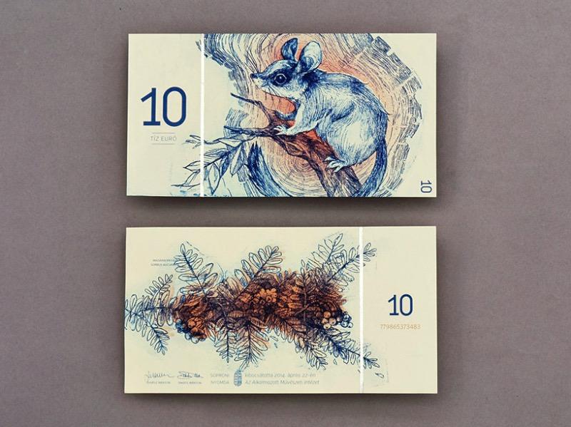 Hungarian Euro de Barbara Bernat 06